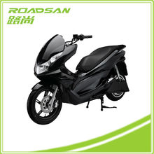 Legal Dual Sport Electric Moped Motorcycle