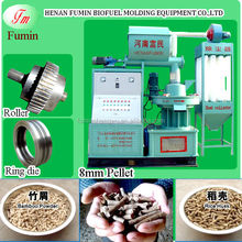 Pellet maker machine, wood pellet machine (15516960176)