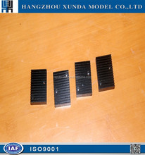 factory directly supply and good quality black anodized prototype with the brand of Dingji