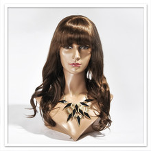 Beautiful and cheap body wave wet and wavy cheap lace front wig side part lace front wig human hair grey lace front wig