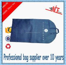 dust proof nonwoven garment bags for suit