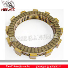high quality GS110 Motorcycle clutch plate 12T,transmission repair friction kit for motorcycle