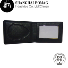 police badge wallet badge bag for police made in china