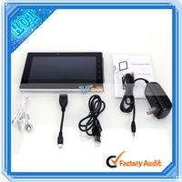 """7"""" TCC Android 4.0 1.2GHZ 5-Point TouchScreen Tablet PC WIFI"""