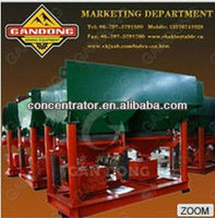 High recovery mining equipment antimony separator for antimony ore