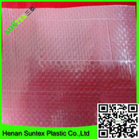 agriculture used high quality tunnel greenhouse plastic film with low price