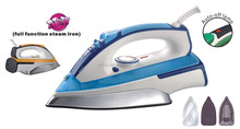 New design burst of steam iron with VDE plug CE.GS LFGB approvel
