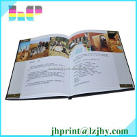 Company high quality full color advertising catalog
