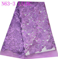 2015 new fashion wholesale good quality cheap sequin net lace and beads tulle sequined beaded flower