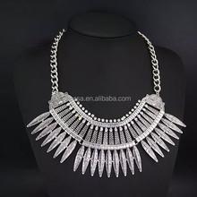 Fashion statement necklace,large size jewelry KE21475CU