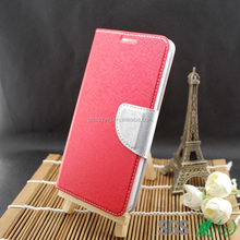Colorful leather phone case for Sunsung N9000 N9002