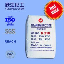 TiO2 Rutile Titanium Dioxide Supplier for General Purpose with good price