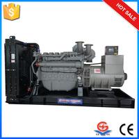 Originally from UK 1000kva diesel generator set with perkins engine