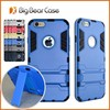 Hybrid stand cell phone cover for iphone 6 4.7 case