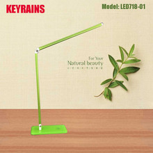 Factory led table light, led light table decoration, aluminum tube table led light