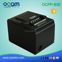 OCPP-80E high quality auto cutter 80mm pos printer thermal cheap