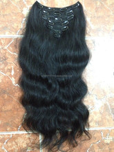 wholesale Clip in hair extension big piece
