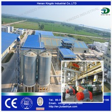 Hi-tech Soybean Oil Refining Machine with High Quality , Kingdo Soybean Oil Machine Specification