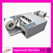 Digital Inkjet 5 Color Label Printer, Automatic Roll to Roll Sticker Label Printing Machine,Office Desktop Label Printer