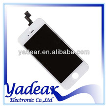 China Alibaba express supplier 100% original lcd for iphone 5s screen touch