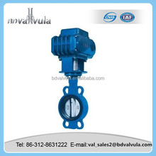 wafers end type butterfly valves cast iron butterfly valves dn250