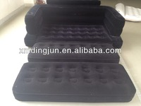 flcoking PVC customzied air bed sofa,5 in 1 air bed sofa mattress,air sofa bed air sofa cum bed
