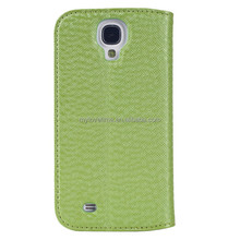 PU leather ultra slim case for samsung s4 mini