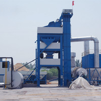 Low Invest Asphalt Mixing Machine Speco (40/60/80/100/120/160/200/240/320 TPH)