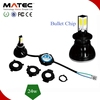 China Maunfacturer 6v-36v 2400lm 24w led motor headlight kit