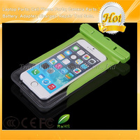 Smartphone ABS PVC Waterproof Case for iPhone 6 Plus 6S Green