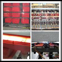 Painting Machine Parts Infrared Gas BurnersHD262