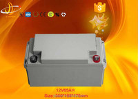Yuasa vrla sealed lead acid battery 12 volt 65ah rechargeable 6mf gel battery storage battery