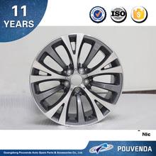 Aluminum Car Wheel for BMW 5 Series F10 Wheel hub silver Auto accessories from Pouvenda