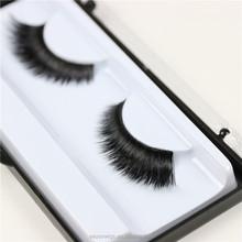 Charming Black Curling Eyelashes Cute human hair false eyelashes cheap sale colorful false eyelashes