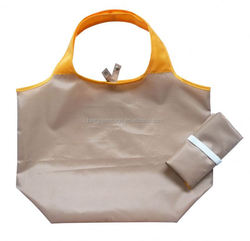 Integrated front snap pocket oem fashion eco shopping bag SF18