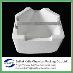 Die casting ceramic scoop, Aluminum titanate castable spoon, Ceramics ladles