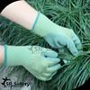SRSAFETY safety palm rubber gloves latex foam glove