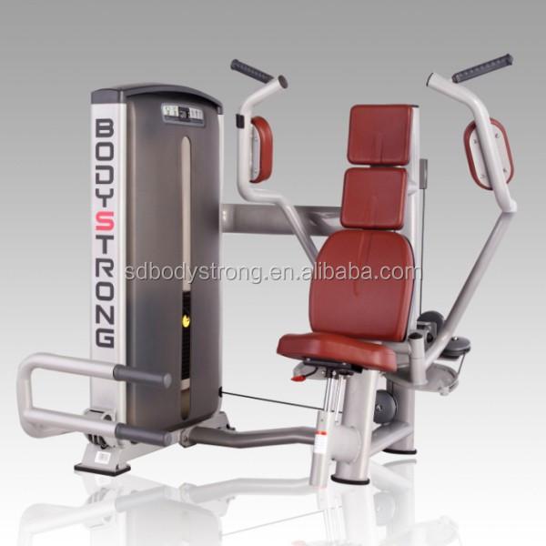 chin exercises machine