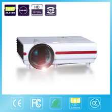 Hot new products for 2014 3500 lumens led school education use support 1080p video projector,lcd projector