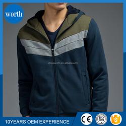 cheapest thick fleece side pocket mens fashion hoodie