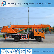 Conventional Lifting&Loading Machine Small Hydraulic Truck Crane