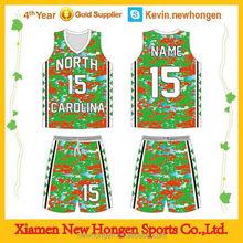 2015 hot sell custom basketball shooting shirts