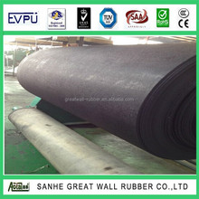 Good looking suface Horse Rubber mat Leather finished rubber