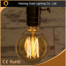Home Hanging Edison Glass Pendant Lamps Hotel Wedding Decorations Edison Lamp Home Decor Lights
