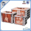 MLD-646 high quality aluminum pet carrying box