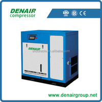 75 hp Energy saving inverter air compressor factory