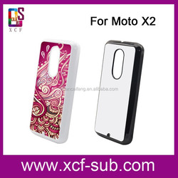 Smartphone Whosale Cell Phone Case for Moto X2, FOR Moto E2