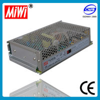 S-145-7.5 145W 7.5V 18A AC Input single output switching mode industrial power supply best price