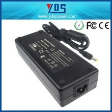 led/cctv ac dc adapter computer parts, 19v 5.5*2.5mm dc tips 120w laptop ac adapter