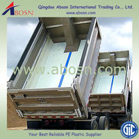 UHMWPE The Best Dump Truck Bed Polyliner